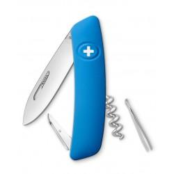 Нож перочинный SWIZA D01, синий